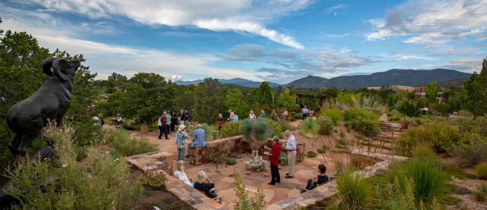 About Santa Fe Botanical Garden Santa Fe Botanical Garden