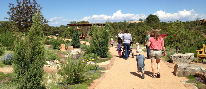 Youth And Family Santa Fe Botanical Garden